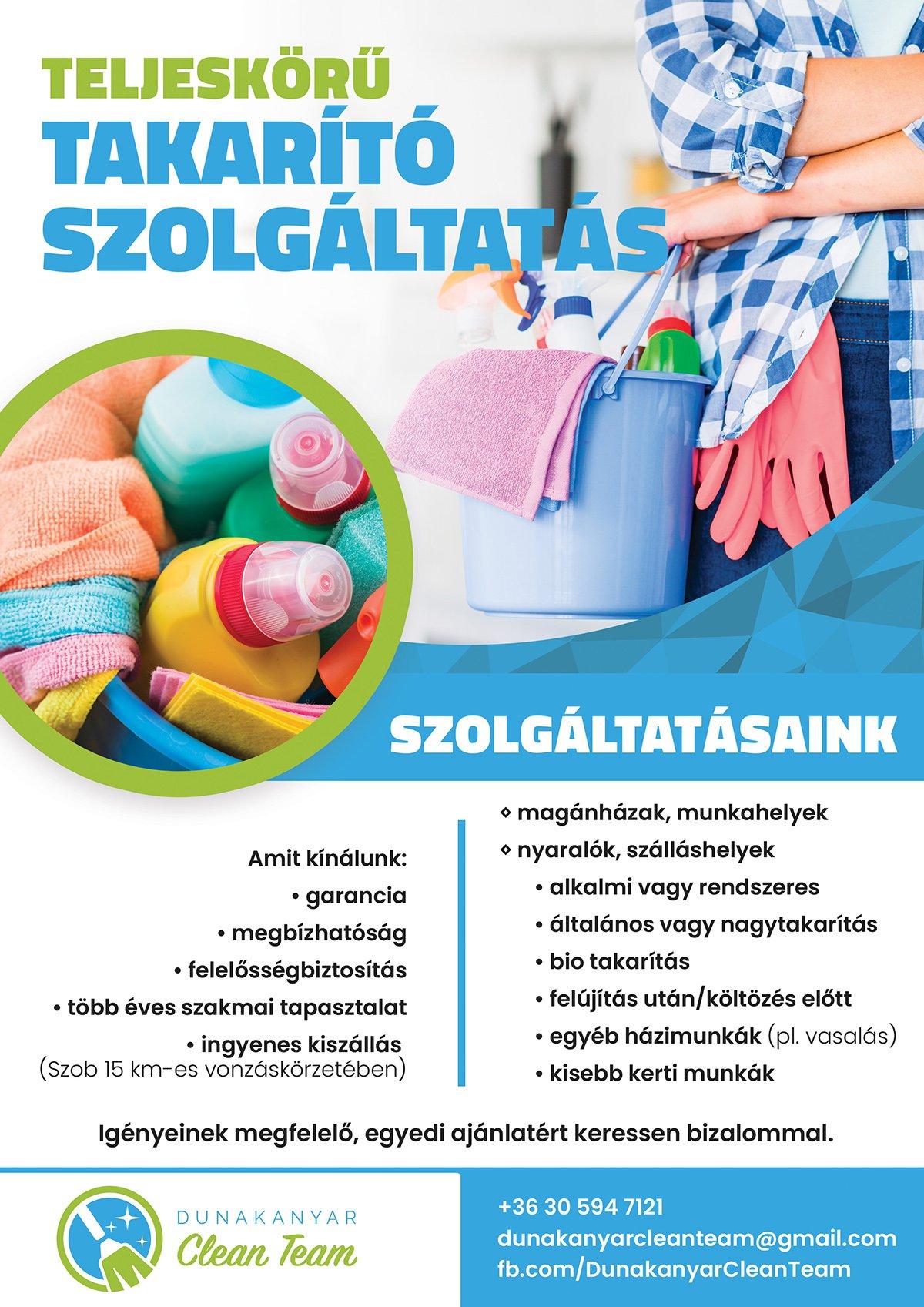 Elképesztő, mennyit keres egy takarító ma Magyarországon